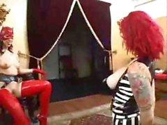 Kinky Lesbian Play