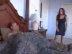 Mother Caught Eldest Son Masturbating In Her Bed