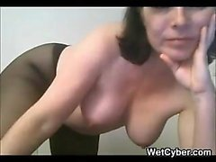 Fat Cam Chick In Pantyhose