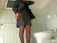 Versteckter Nocken in den Toiletten VR88