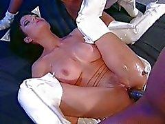 les infirmières baise son malade le noir