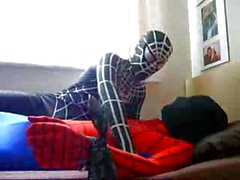 Месть Venom против паука