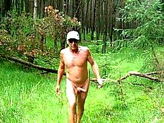 As madeiras que eu adoro ficar nu ao ar livre e cumming