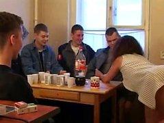 Sex dating young amateur couple webcam show