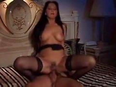 Sexy Luna Anal Scene
