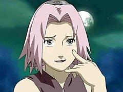 Naruto Hentai Double penetrated Sakura