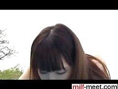 Beautiful Japanese Natura - meet me on milf-meet