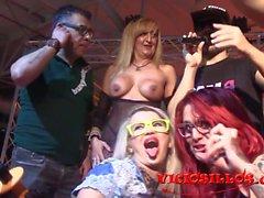 Gret orgy at FEDA 2015