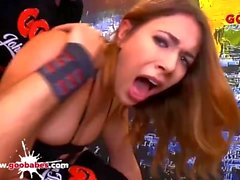 Vacker Ani Black Fox Best Of - Tyska Goo Girls