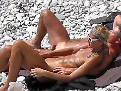 el sexo Playa de Voyeur 4 de DR3
