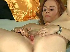 Pick-up busty roux allemand