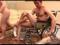 Curvas de en caliente morenaza ingenio jovenes que bombeadas mediante lisiado madura