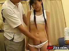 Piccolina teen Giappone maltrattato e usato