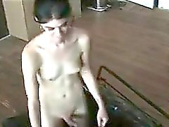 Shemale Fucking Her Slave