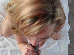 Pornstar Mickey Mod fucking young blonde babe Dahlia sky