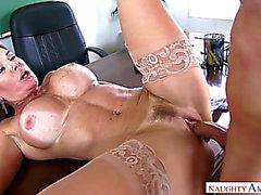 Vídeos Pornográficos HD de My 1St Sex Teacher threatening-fearsome Janet Mason