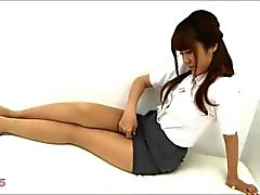 Pés e calcanhares asiáticos sexy