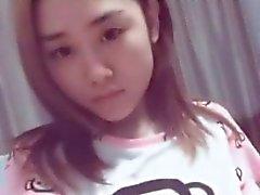 Hot Teen chino gusta burlarse