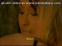 Italian porn has babes playing with each other's wet pussies