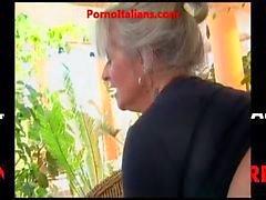 Nonna matura vogliosa di cazzo giovane - farmors heta kuk