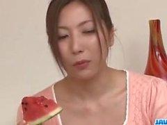 Mirei Yokoyama verblüfft in purer asiatischer POV-Show