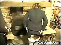 Cruel Spanking Chick Fetish Sex