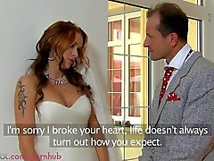 MOM de HD la esposa se follar de su boda