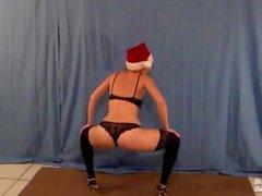 Strippaus Santa Lasten yrittää saada Palaa Nizzan Luettelo muut