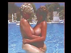 Big breast orgy 1972-Candy samples & uschi digard,johnny keyes