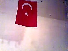 horny Iranian guy playes with Turkish girl at her home in Turkey