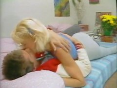 Peter North and Sharon Kane