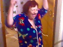 Venäläisen isoäiti tanssin