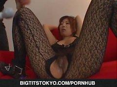 Strong porn with big tits Naho Hazuki
