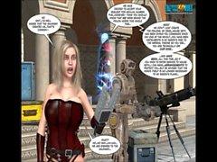 3D Comic: Battleforce Rebellion. Episode 5