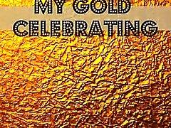 Mijn goud vieren