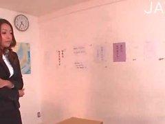 Sex with teacher in classroom!