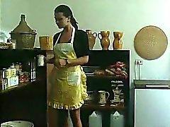 Andrea Molnar kök quickie