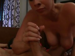 Huge Boobs Hot Horny Stepmom Fucked Her Only