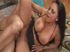 Audrey Bitoni Foot Fetish
