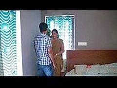 Hot College Girl indiana que aprecia com Boy Friend - Últimos românticos Curtas 2015