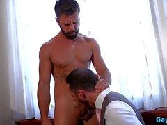 sexe anal musculaire gay avec éjaculation film clip 2