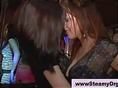 Cfnm party amateur party babes