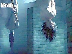 Naked Celebs Hanging Upside Down