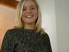 Nancy Sweet - Russian teen schoolgirl blonde