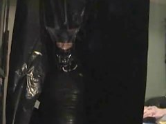 Breathplay Bagging with Handcuffs
