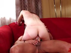 Gorgeous Beauty Fucked By Older Guy