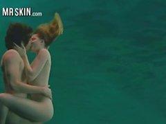 Unterwasser nackte Szenen