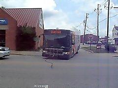 fahren Busse in Busbahnhof