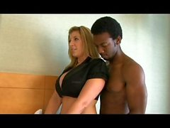 Sara Jay Loves Black Cock - Scene 4