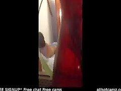 College étudiant capturé webcam la aux seins nus avec BF ! le chat cam gratuitement Voyeur collaboration réel